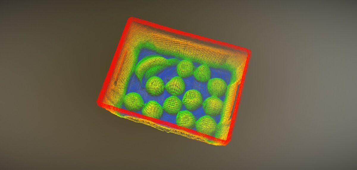 Neue 3D Kamera: Basler blaze Industriekameras