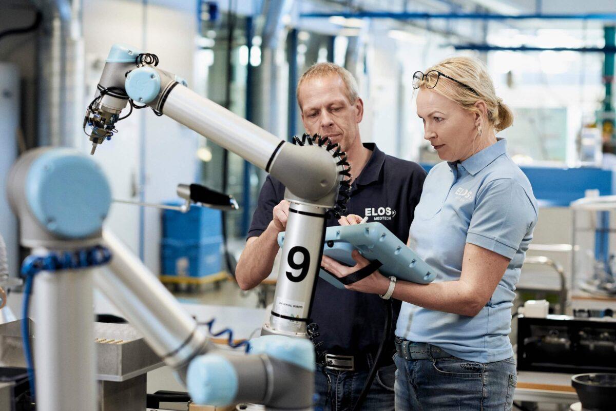 Wie bringen kollaborierende Roboter Ihr Unternehmen voran? Cobots