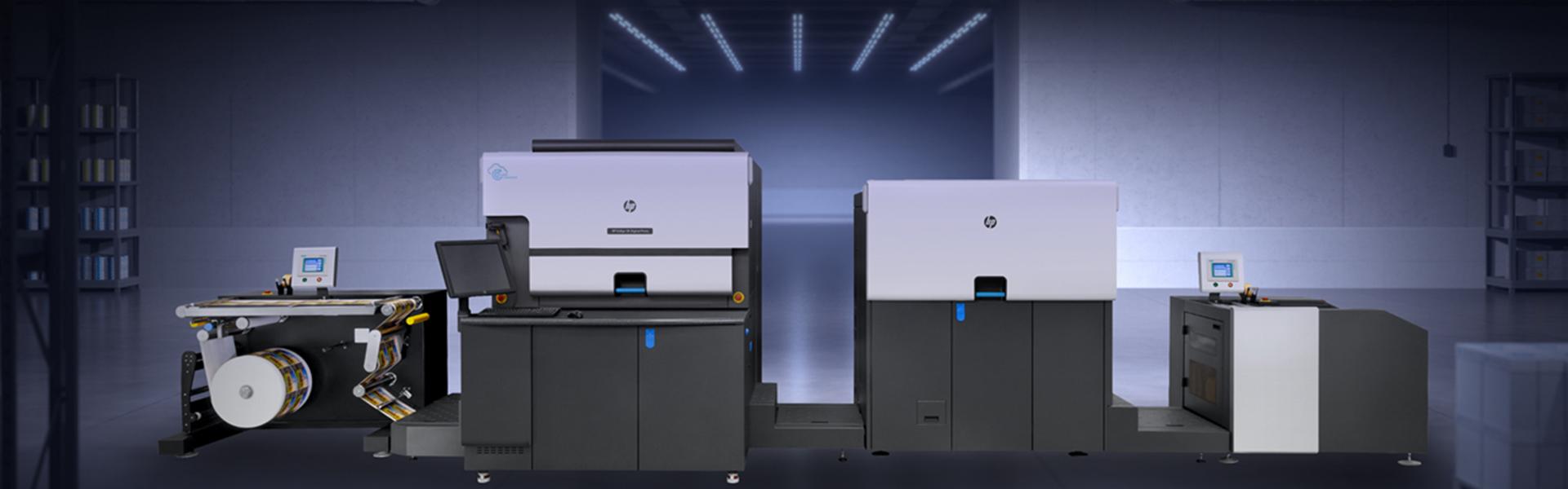 HP Indigo Demo- und Trainingscenter