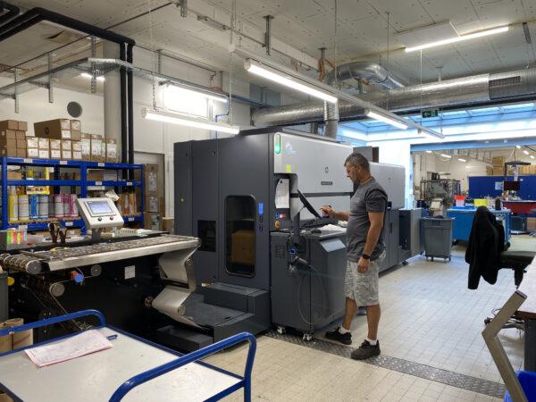 Professionalität ohne Kompromisse mit HP Indigo Printing