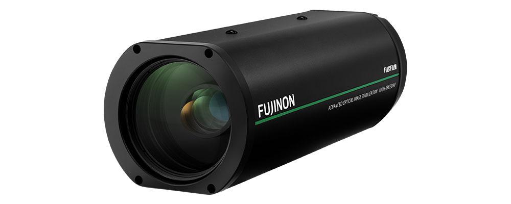 FUJINON SX800 - Le système unique de surveillance à distance Industrial
