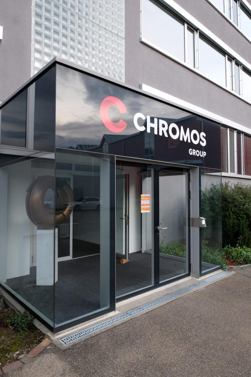 Die Brückenbauer CHROMOS Group