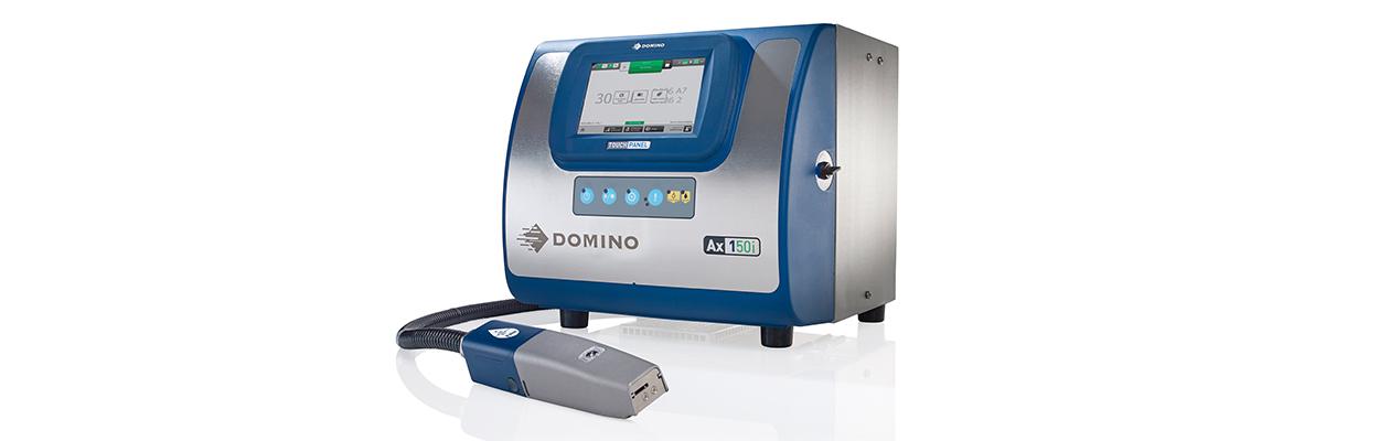 Domino Ax150i Kontinuierlicher Tintenstrahldrucker